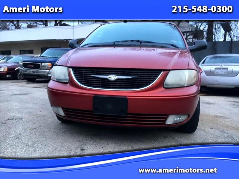 Chrysler Town & Country Limited AWD 2003