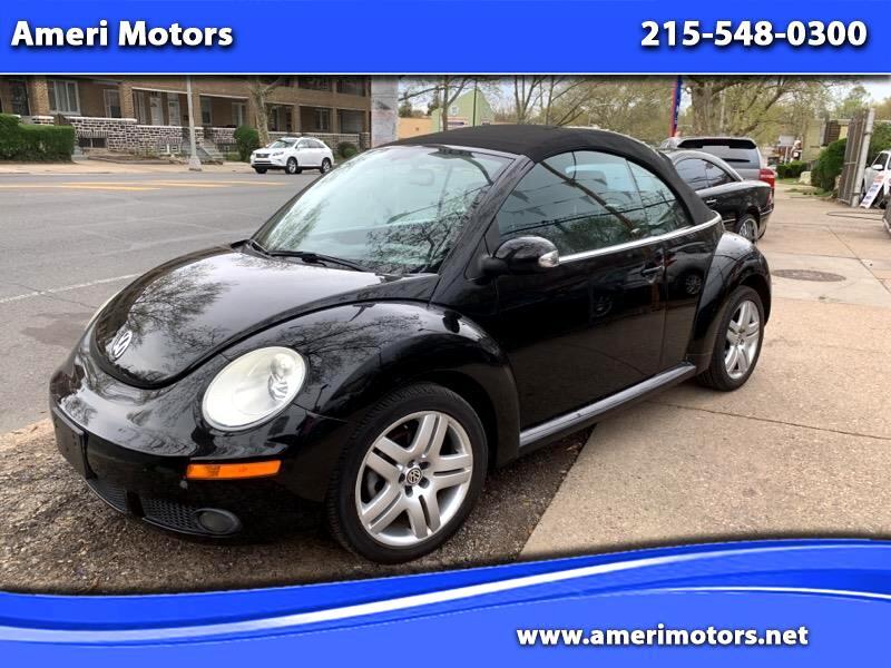 Volkswagen Beetle Convertible  2007