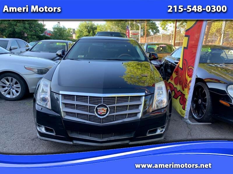 Cadillac CTS 3.6L SIDI AWD 2009