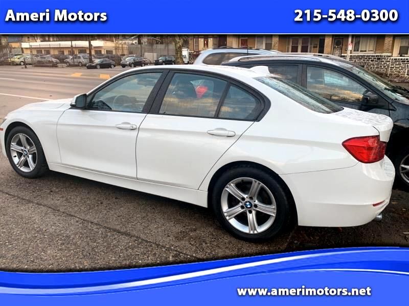BMW 3-Series 320i xDrive 2014