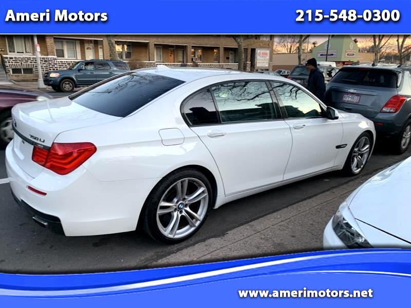 BMW 7-Series 750Li 2011