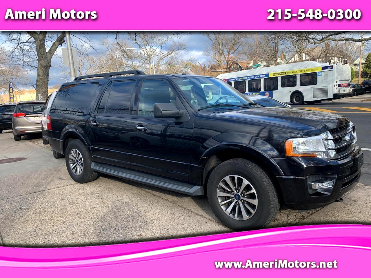 Ford Expedition EL 4WD 4dr King Ranch 2015