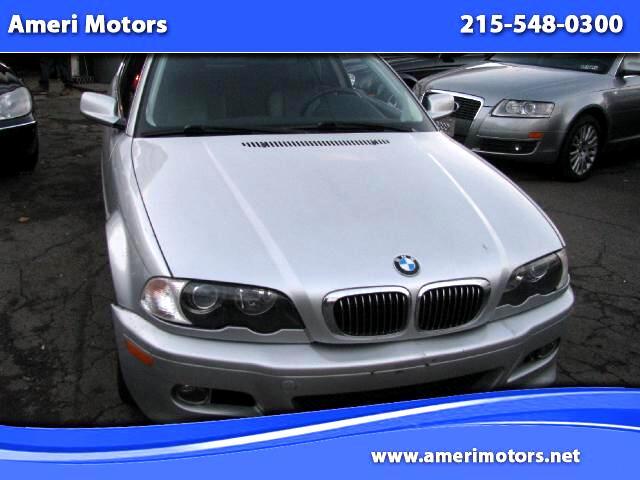 BMW 3-Series 325Ci coupe 2003