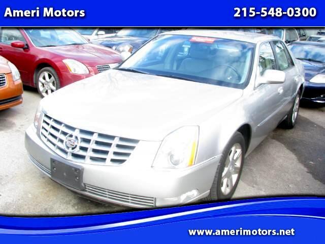 Cadillac DTS Luxury 2 2007