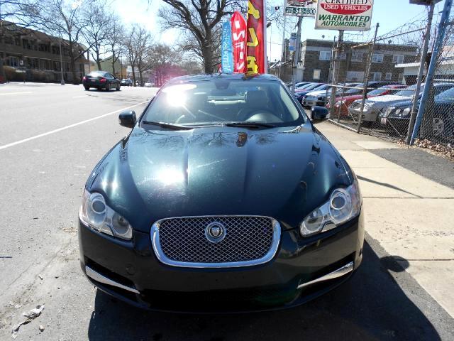 2009 Jaguar XF-Series Premium Luxury