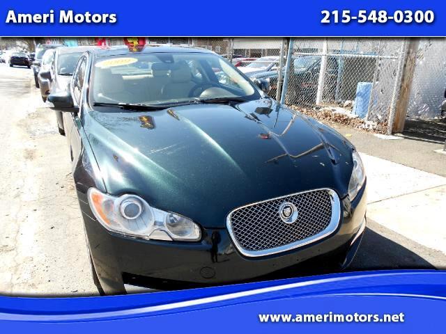 Jaguar XF-Series Premium Luxury 2009