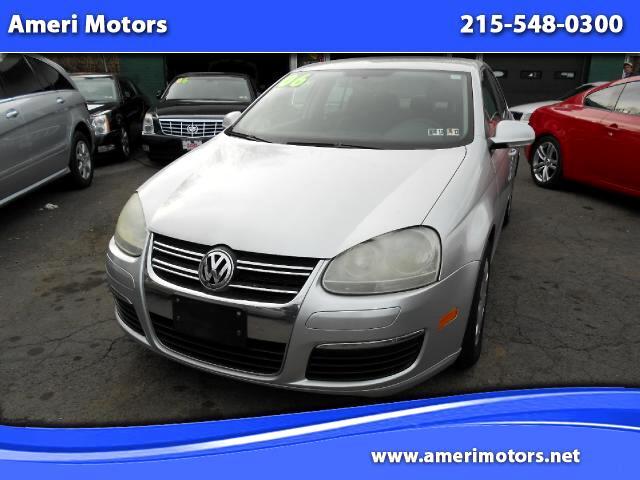 2006 Volkswagen Jetta Value Edition 2.5L PZEV