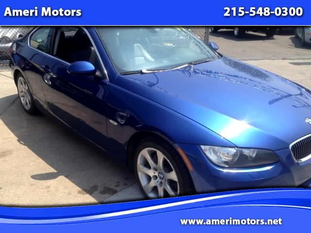 2007 BMW 3-Series 328xi Coupe