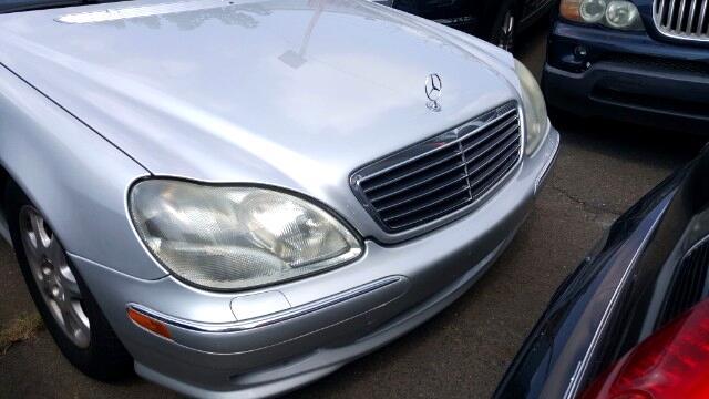 2001 Mercedes-Benz S-Class S430