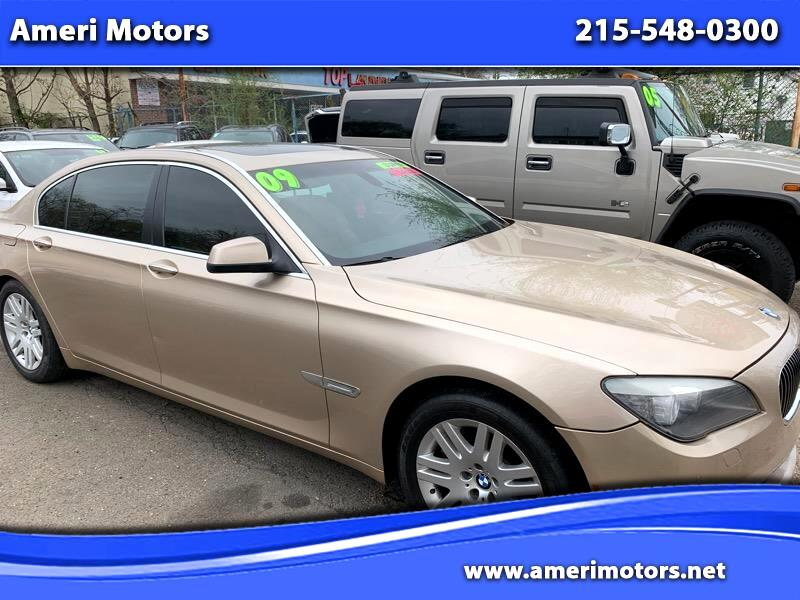 2009 Bmw 750li For Sale >> Used 2009 Bmw 7 Series 750li For Sale In Philadelphia Pa