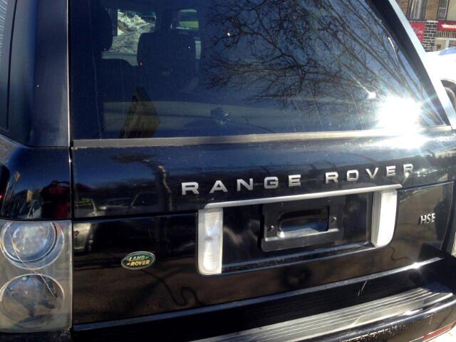 2005 Land Rover Range Rover HSE