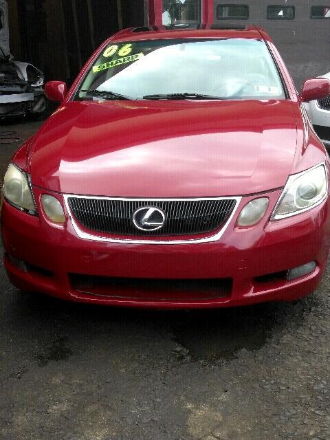 Lexus GS GS 300 2006
