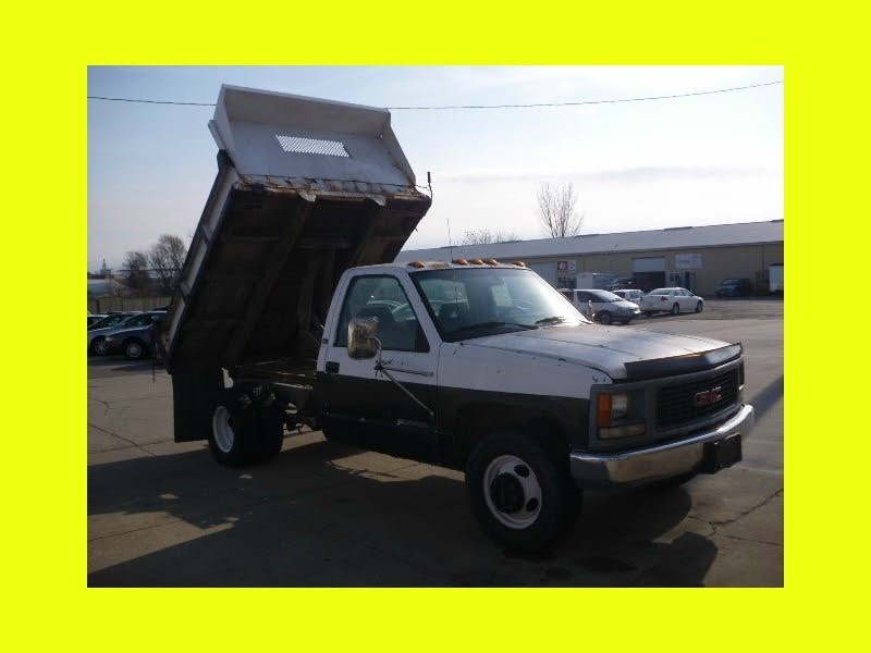 GMC Sierra C/K 3500 Reg. Cab 8-ft. Bed 2WD 1994