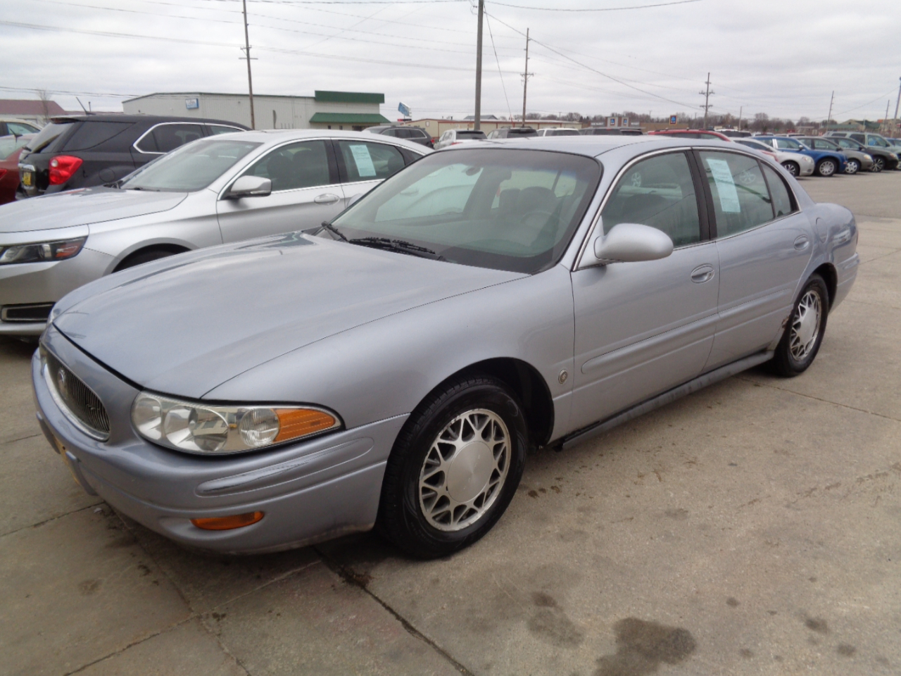used 2004 buick lesabre limited for sale in marion ia 52302 hawkeye auto used 2004 buick lesabre limited for