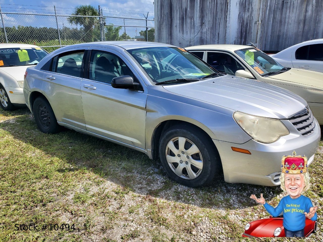 Chrysler Sebring Base 2007