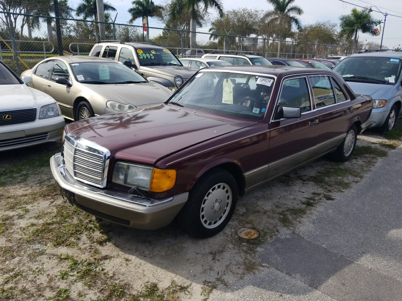 Mercedes-Benz 300 SDL 1987