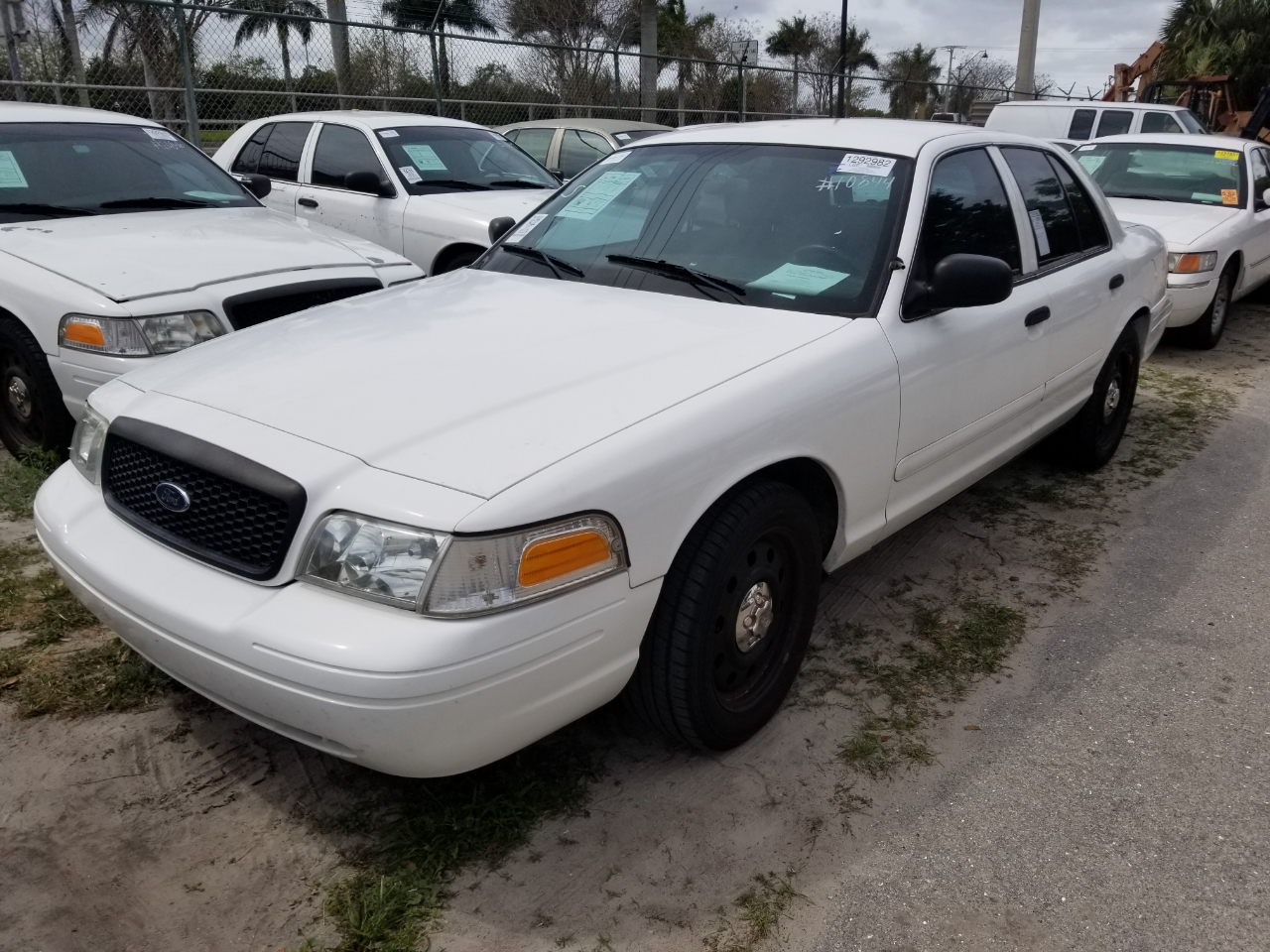 Ford Crown Victoria Police Interceptor 2007