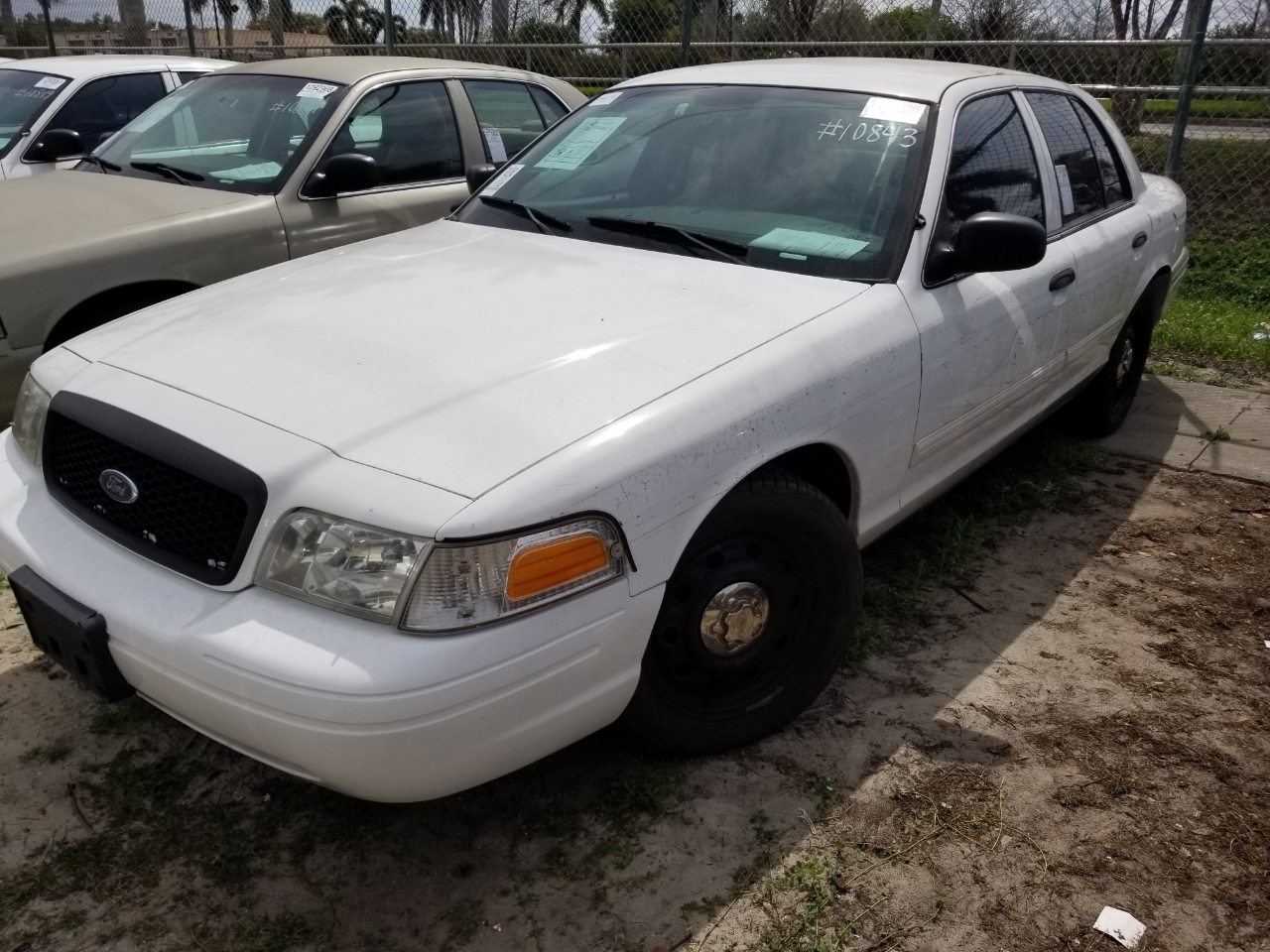 Ford Crown Victoria Police Interceptor 2010