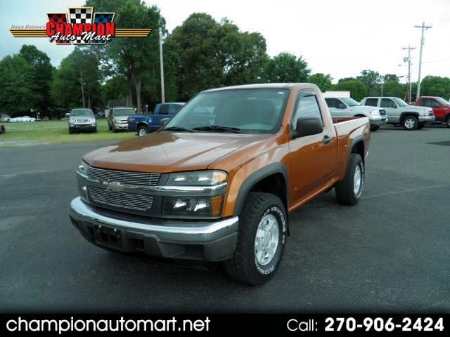2006 Chevrolet Colorado LS 4WD