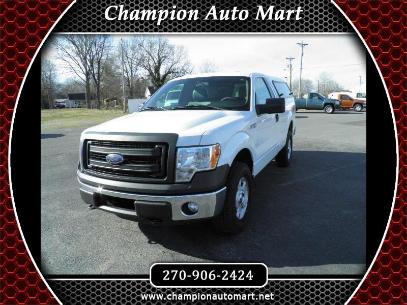 2014 Ford F-150 XL 6.5-ft. Bed 4WD