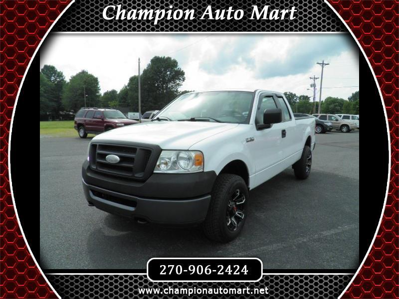 2007 Ford F-150 XL SuperCab 4WD