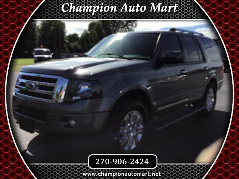 Ford Expedition Limited 4WD 2012