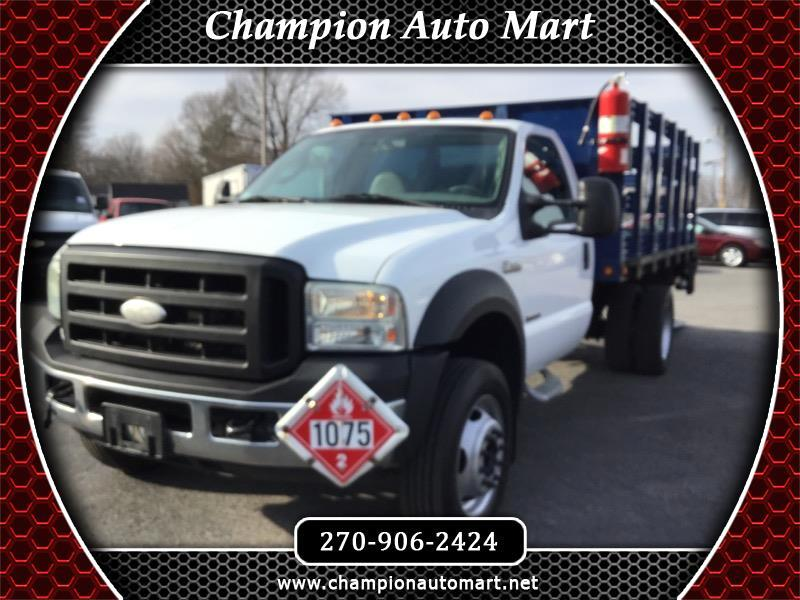Ford F-550 Super Duty XL 2007