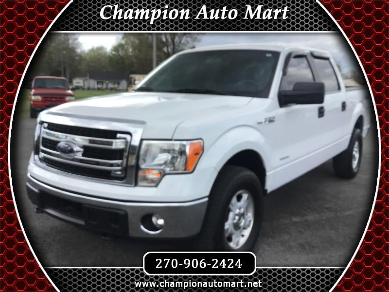 Ford F-150 XLT 4WD SuperCrew 6.5' Box 2014