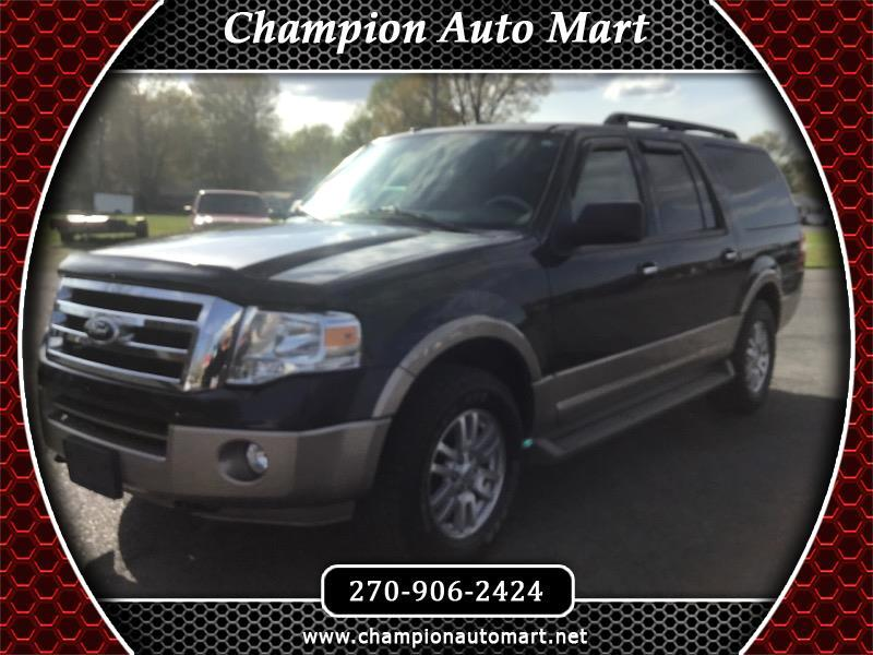 Ford Expedition EL 4WD 4dr XLT 2014