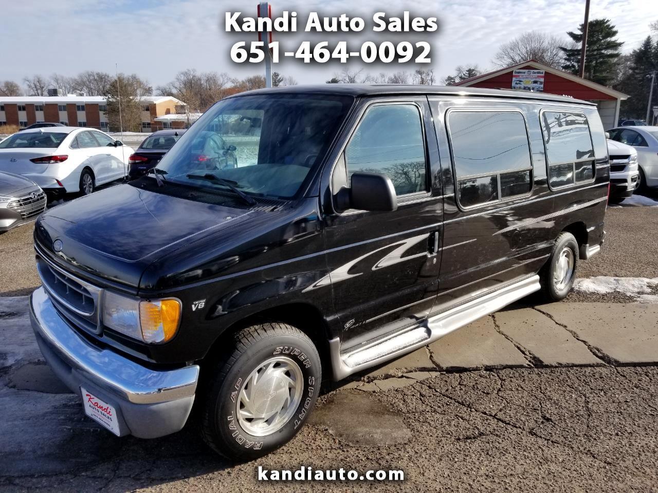 Ford Econoline E150 2000
