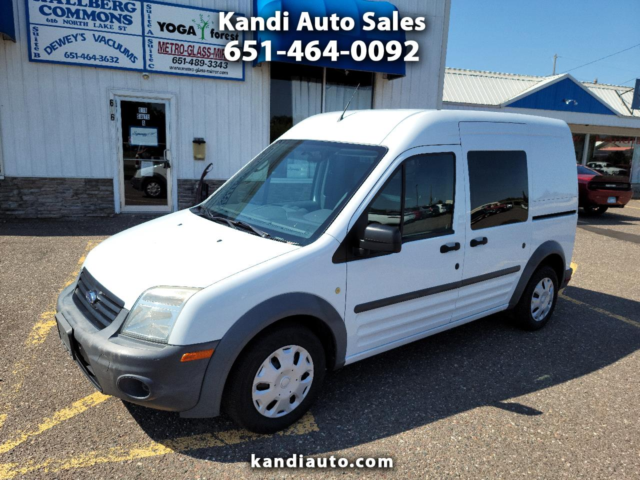 Ford Transit Connect XL 2011