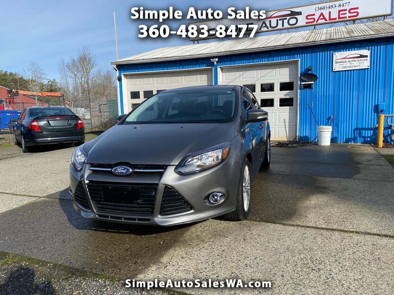 Ford FOCUS SEL  2013