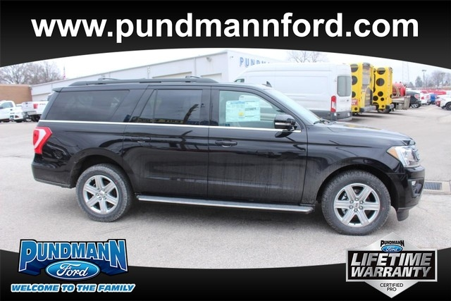 Ford Expedition Max MAX XLT 4WD 2020