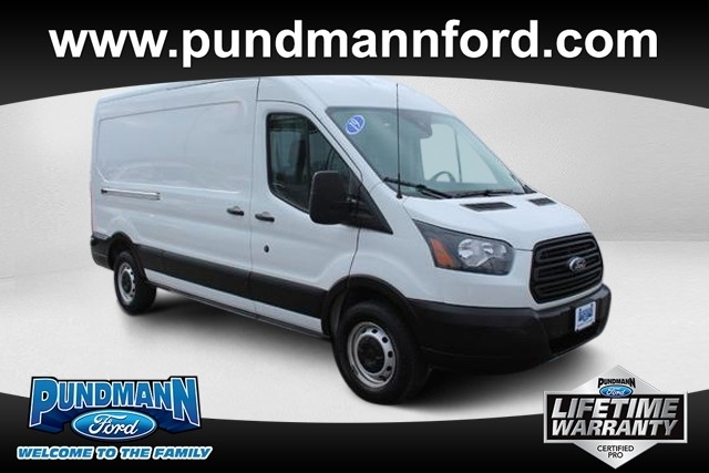 Ford Transit Van 150 Van Med. Roof w/Sliding Pass. 148-in. WB 2019