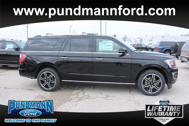 Ford Expedition Max MAX Limited 4WD 2020