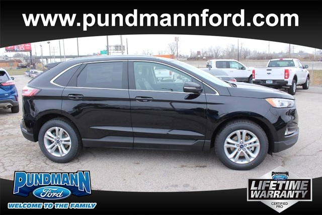 Ford Edge SEL FWD 2020
