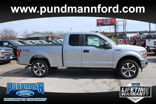 Ford F-150 Lariat SuperCab 6.5-ft. 4WD 2020