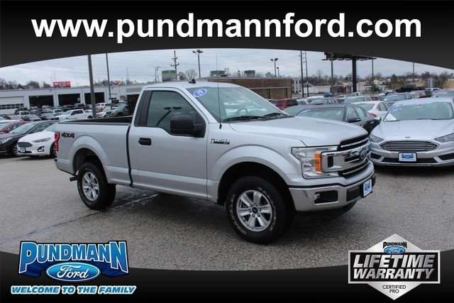 Ford F-150 XLT 8-ft. Bed 2WD 2019