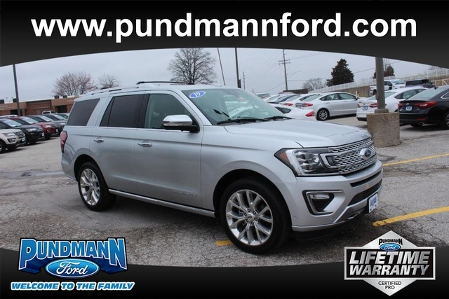 Ford Expedition Platinum 4WD 2019