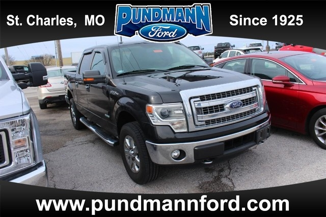 Ford F-150 XLT SuperCrew 6.5-ft. Bed 4WD 2014