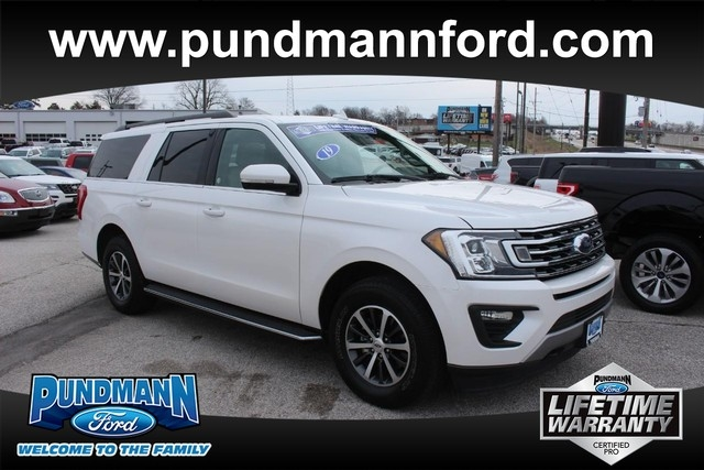 Ford Expedition Max MAX XLT 4WD 2019