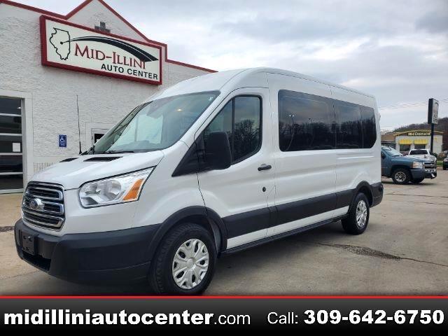 Ford Transit Passenger Wagon  2019