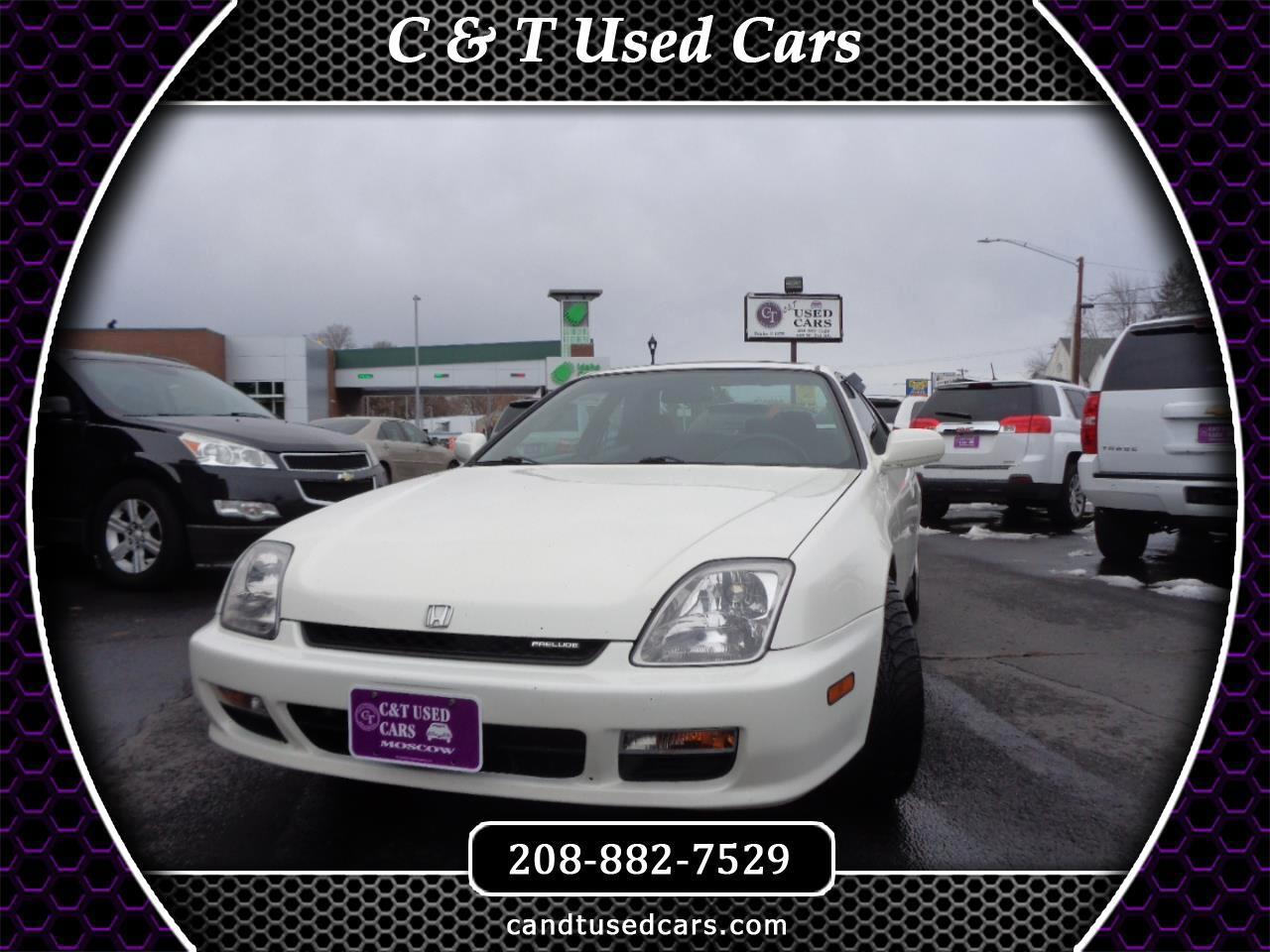 Honda Prelude Base 2001