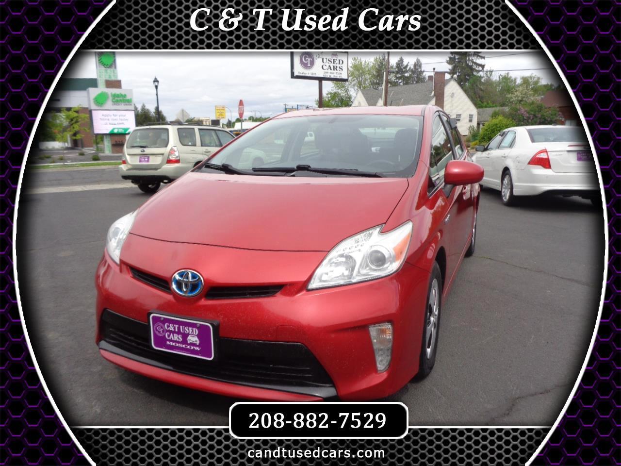Toyota Prius Prius II 2012