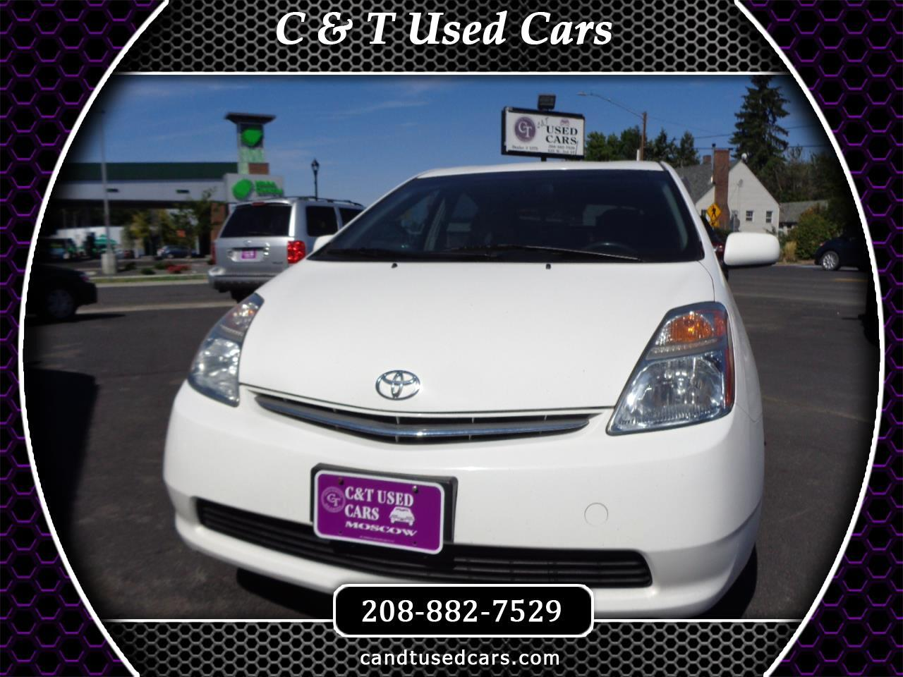 Toyota Prius 4-Door Liftback 2009