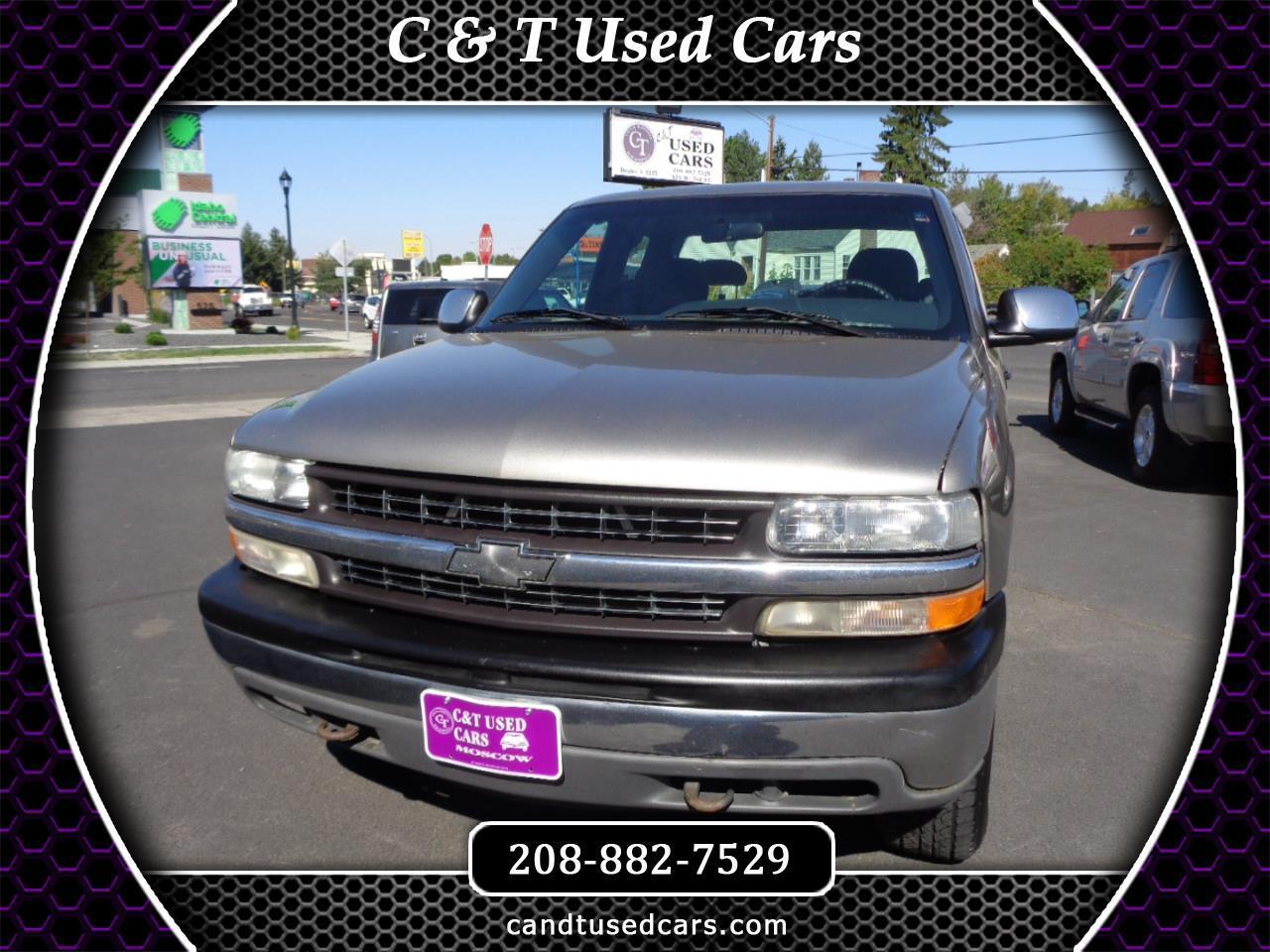 Chevrolet Silverado 1500 LS Extended Cab 4WD 2001