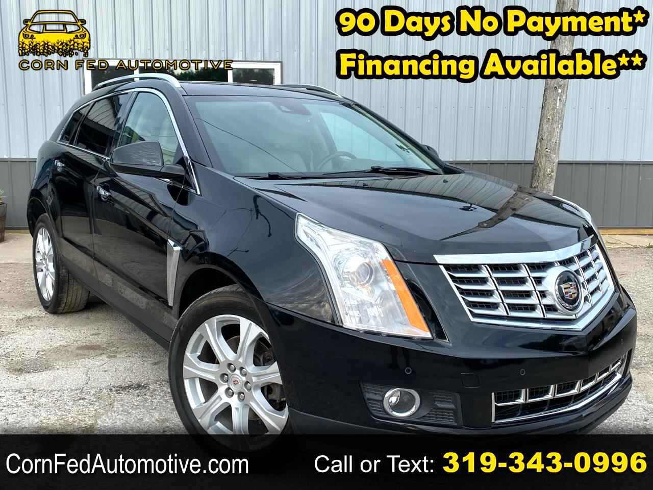 Cadillac SRX AWD 4dr Premium Collection 2015