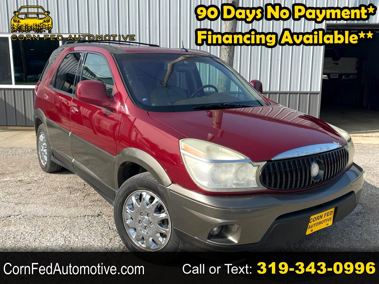 Buick Rendezvous 4dr AWD 2005