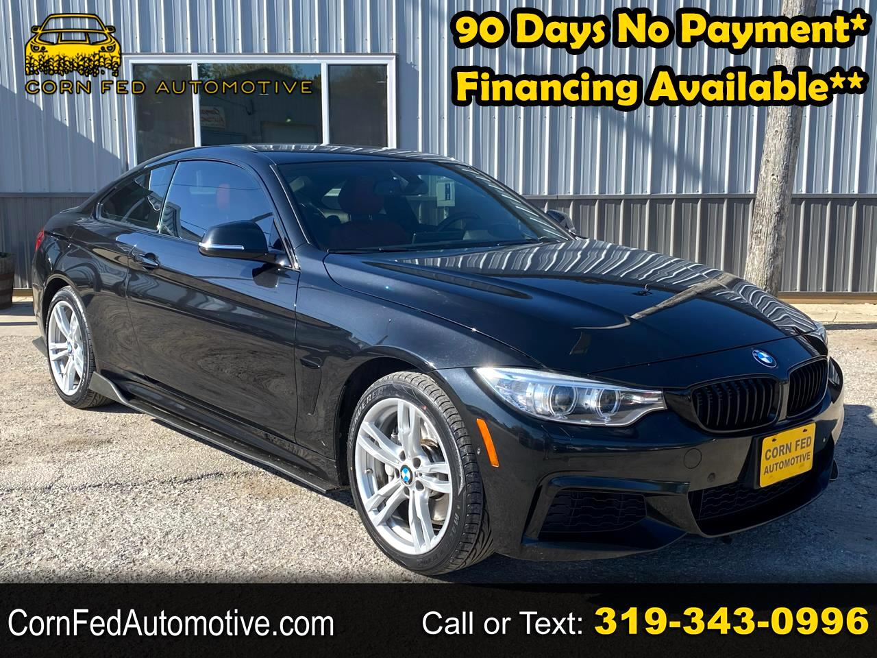 BMW 4 Series 2dr Cpe 435i xDrive AWD 2014