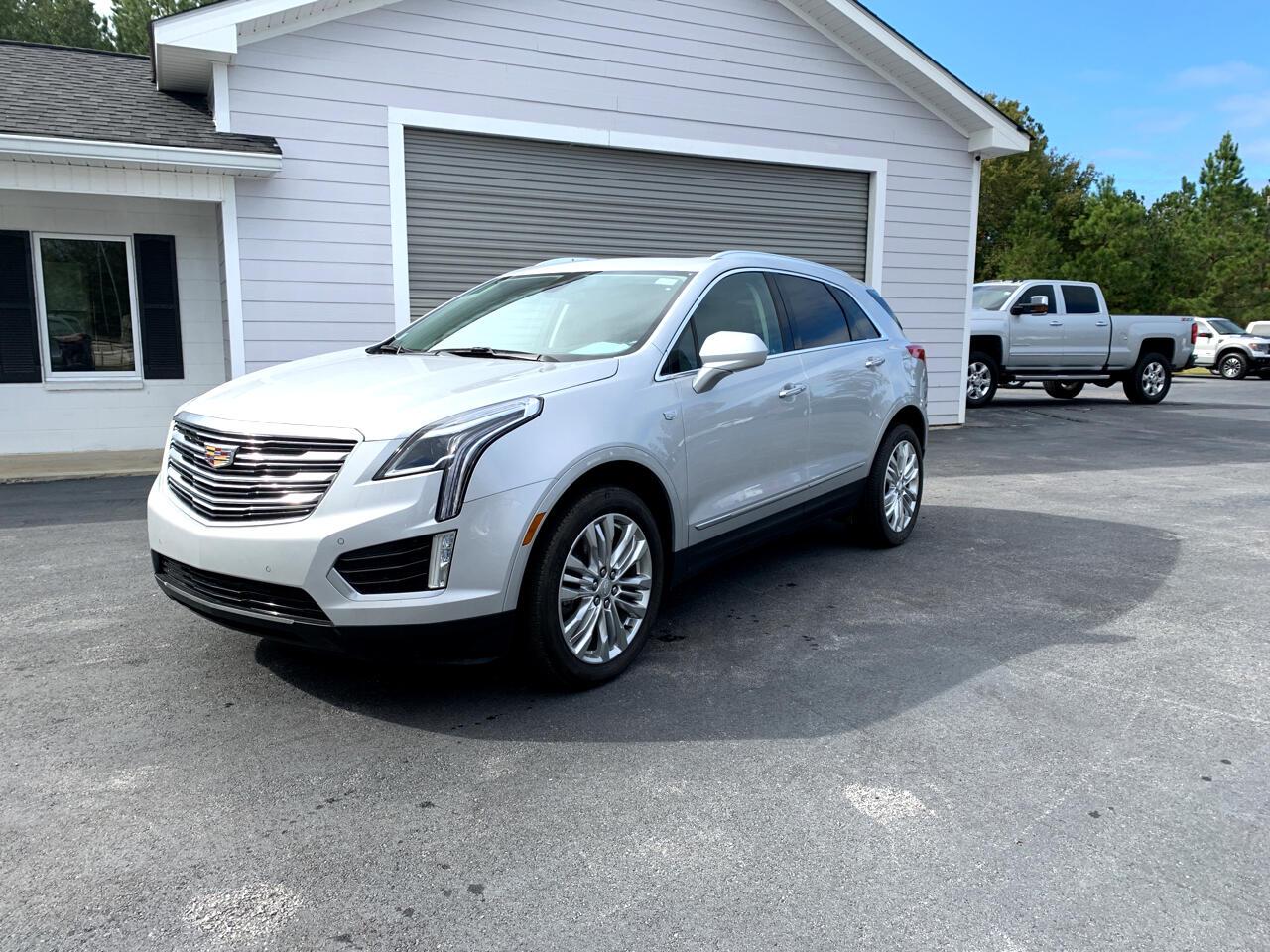 Cadillac XT5 FWD 4dr Premium Luxury 2018